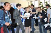 Первый форум спортивных журналистов России начал работу в Сочи