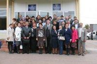 Журналисты Северного межрайонного творческого объединения встретились на мишкинской земле